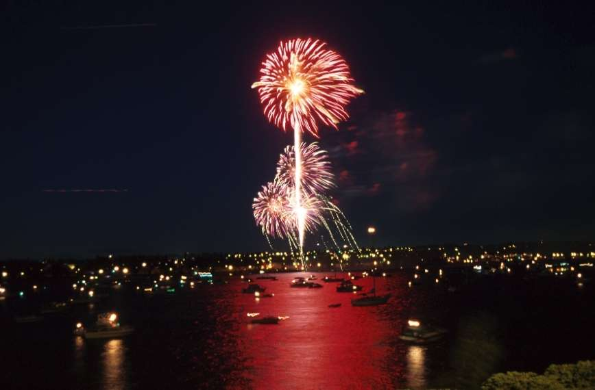 4th Of July Fireworks And Fun In Portland Vancouver And